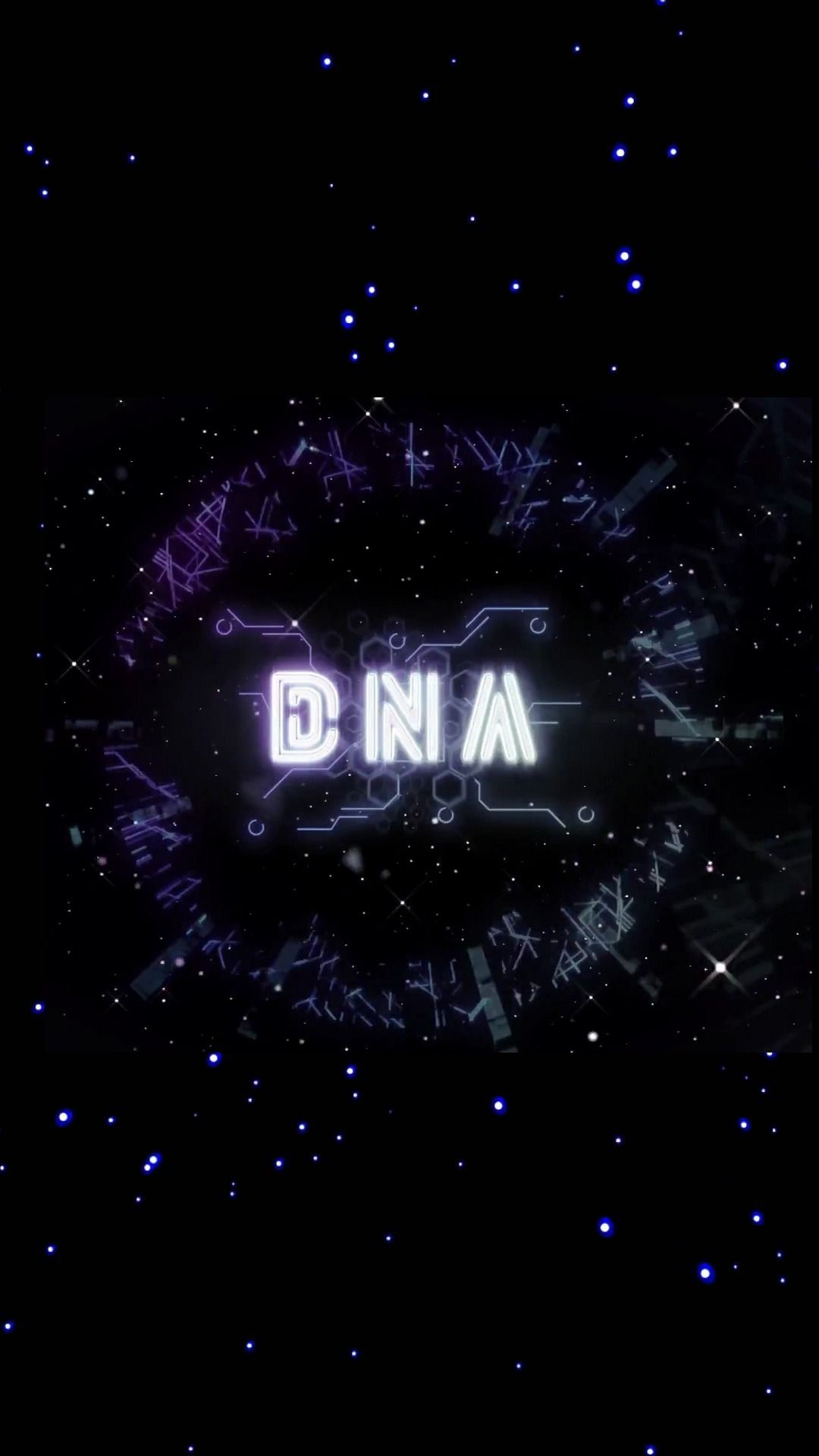 Bts Dna Neon Tap To See More Bts Wallpapers Mobile9 Iphone 8