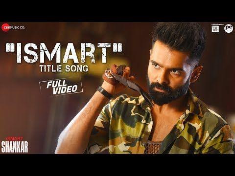 Ismart Title Song - Full Video   iSmart Shankar   Ram