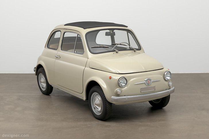 Fiat Nuova 500 Giardiniera