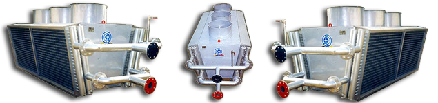 Dry Cooling Tower Coil Cooling Tower Is An Equipment Which Is