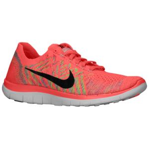 Nike Free 4.0 Flyknit 2015 - Women's - Hot Lava/Fuchsia Flash/Glacier Ice