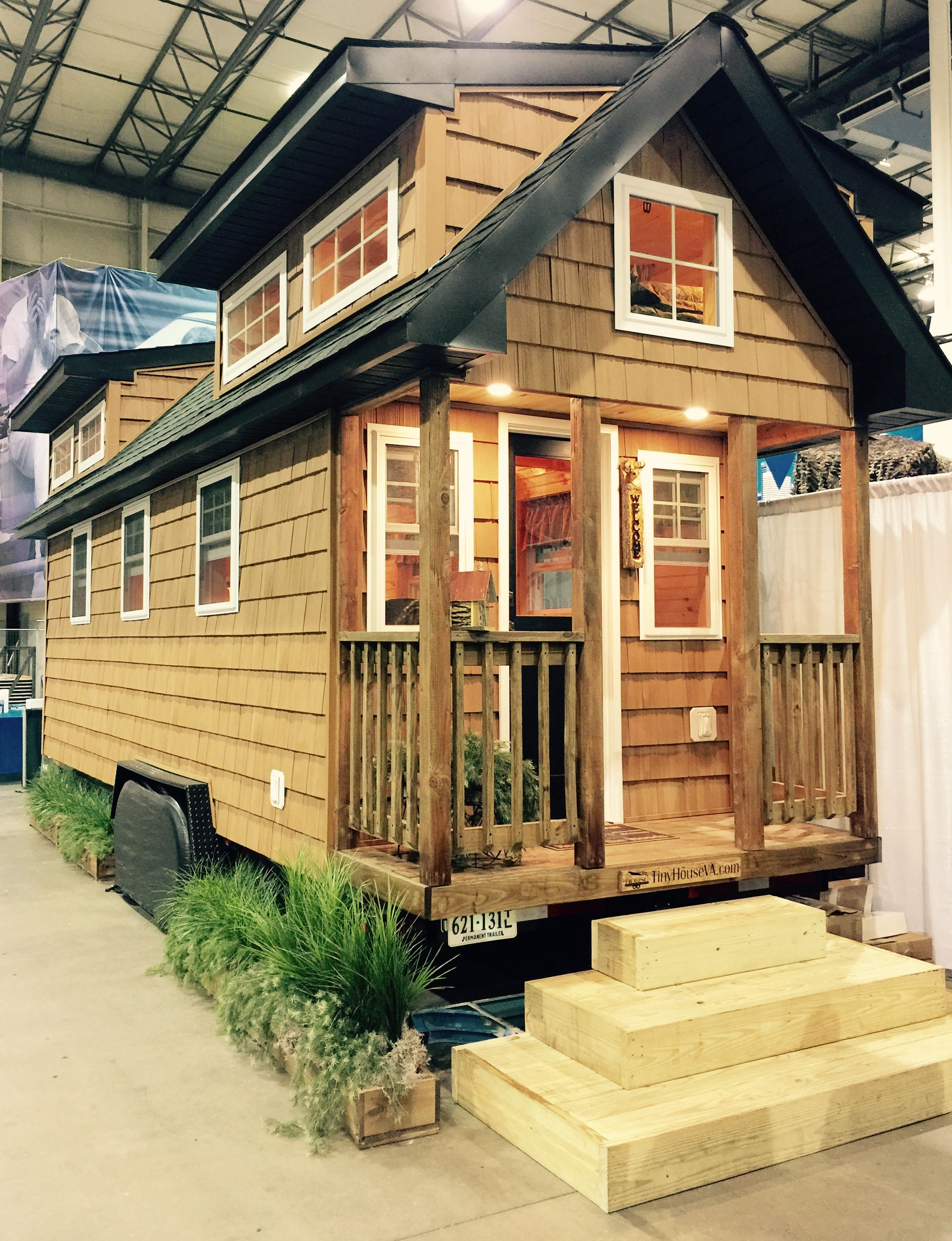 Mountaineer Tiny House From Tiny House Building Company Of