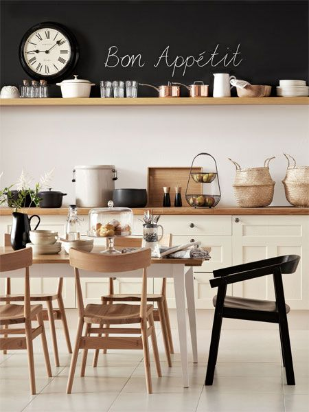 How to Create a Cafe-Style Kitchen