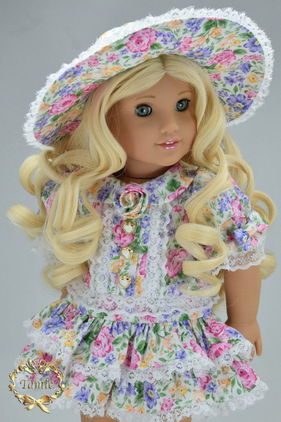 Amelican girl doll clothes Special Occasion 3 von PurpleRoseNY ...