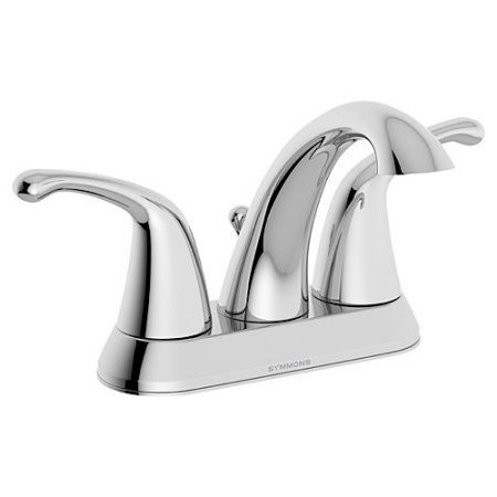 Unity 2Handle Centerset Faucet with Drain Assembly