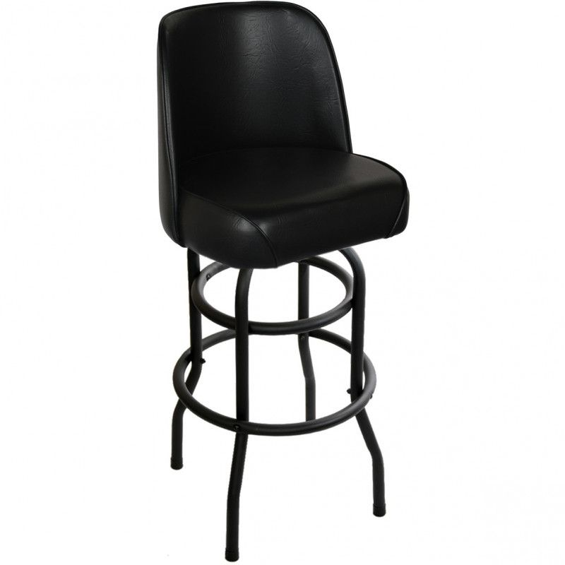 Awe Inspiring Swivel With A Black Double Ring Frame Bucket Seat Beatyapartments Chair Design Images Beatyapartmentscom