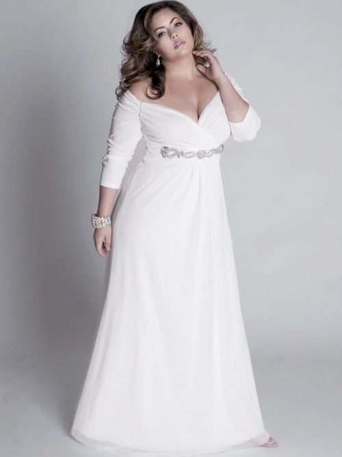 Ideas For Plus Size Wedding Dresses