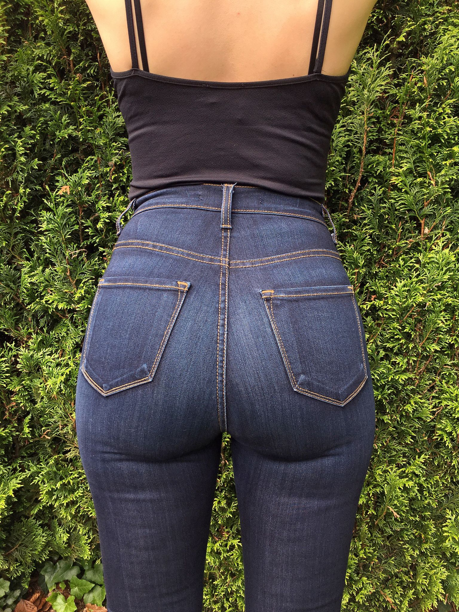 Skinny Jeans Ass