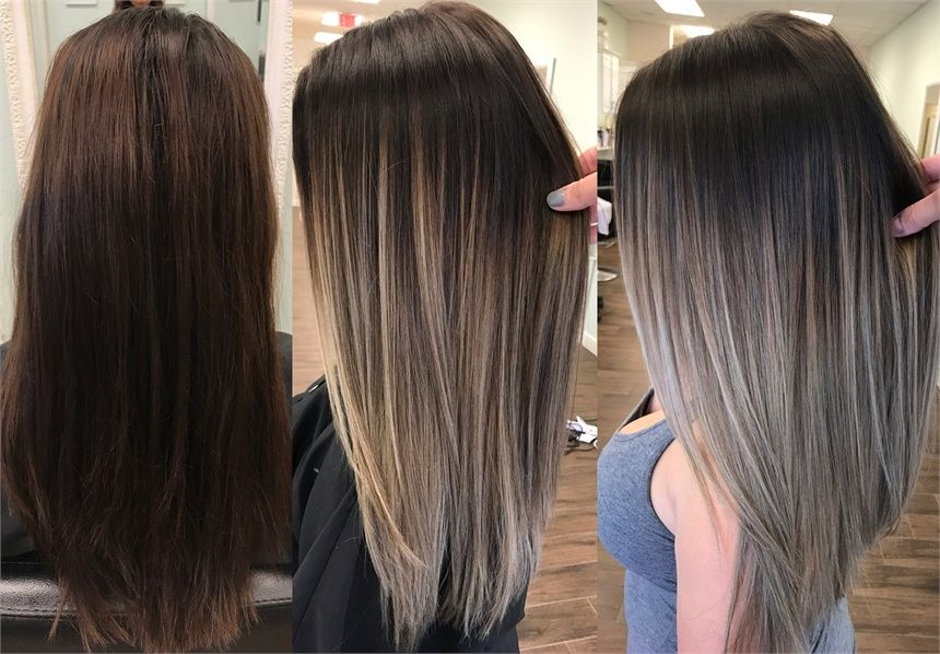 BALAYAGE JOURNEY The Gentle Transformation , Hair Color , Modern Salon