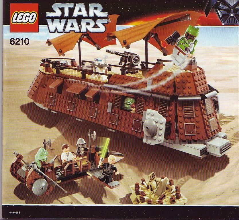 Jabbas Pleasure Barge I Want Sooo Badly Lego Inspiration Lego