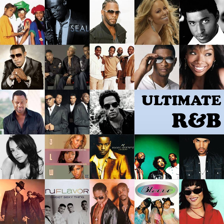 R&B Hits (90s to Early 2000s) Rap playlist, R&b, Soul music