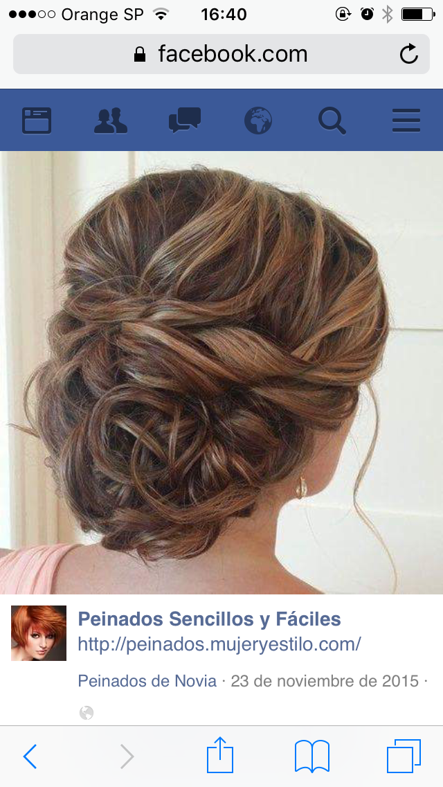 Elegant Wedding Hairstyles Pinbridget Stanley On Hair  Pinterest  Hair Style Wedding