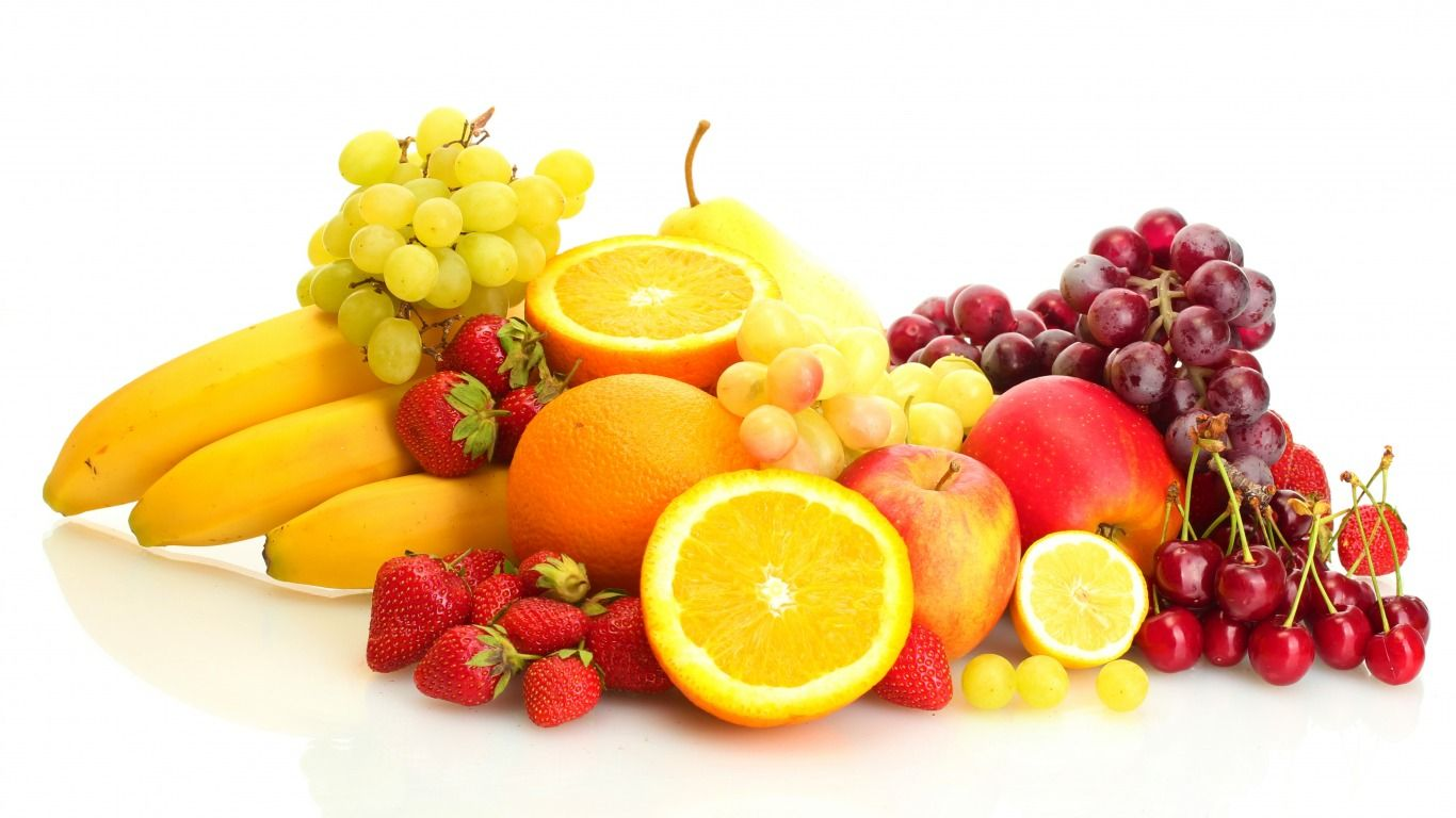 Обои апельсин, цитрусы, виноград, напиток, сок. Еда foto 18