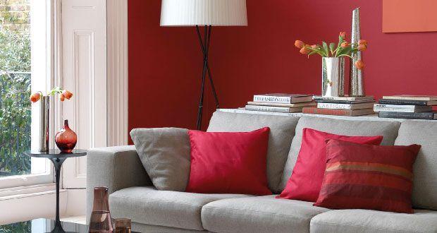 Living room paint: 25 trendy colors for repainting the living room #peinturesalontendance