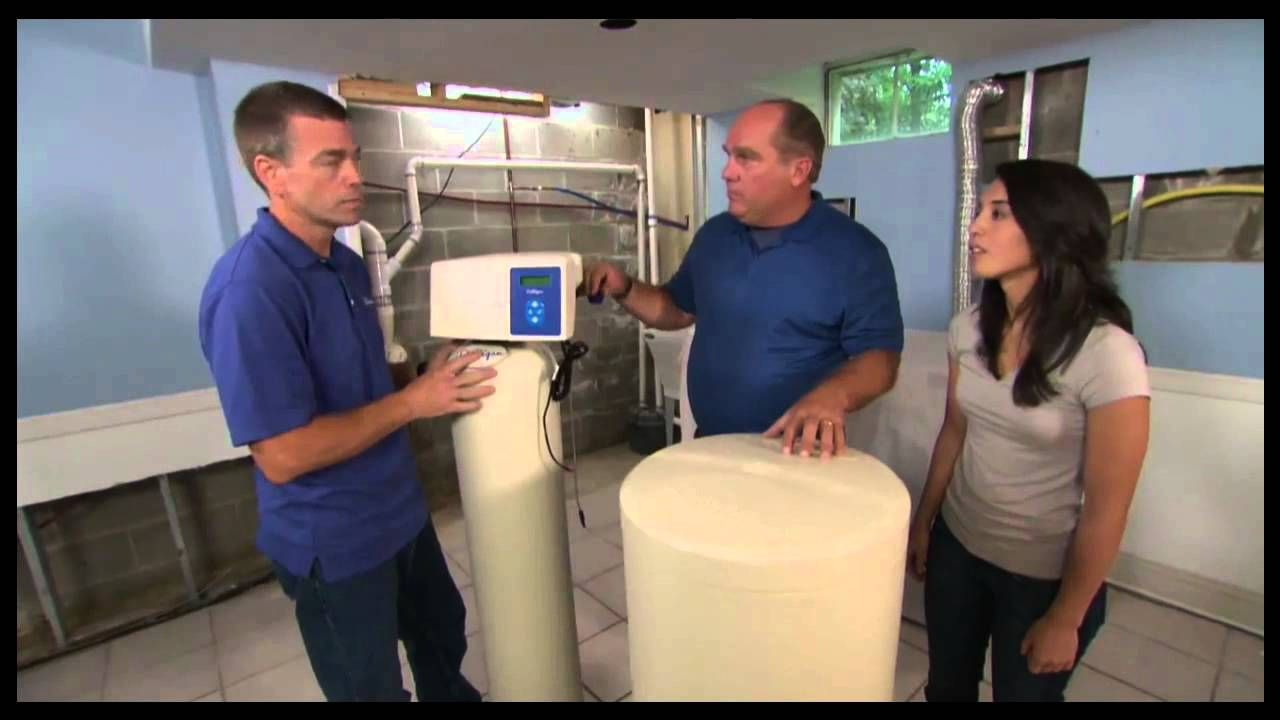 Ask This Old House Culligan Water Softener Installation Water Softener System Water Softener Culligan