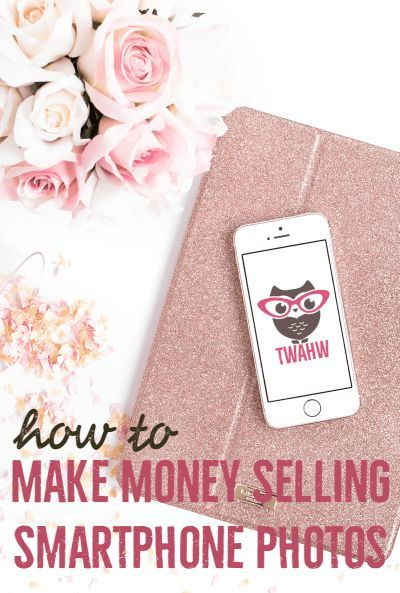 Make Money Selling Smartphone Photos