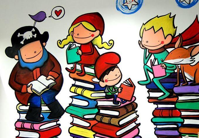Todo preparado para un verano lector. Felices y lectoras ...