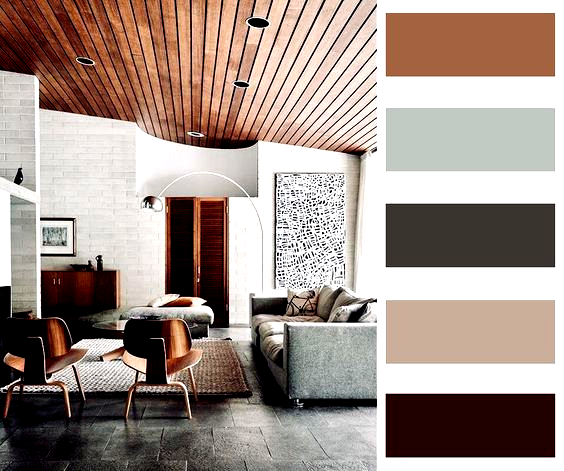 Colour Palette By Paleutr In 2020 House Color Schemes Interior