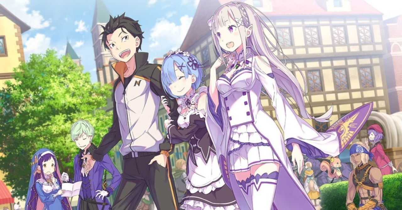 Re:ZERO -Starting Life in Another World- The Prophecy of the Throne Review: A Must Play for Anime Fans