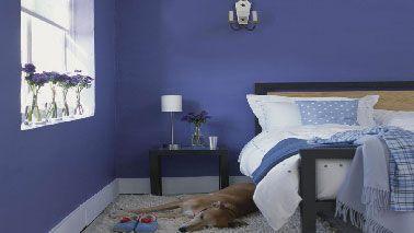 Peinture : Les couleurs chambre adulte idéales pour les murs