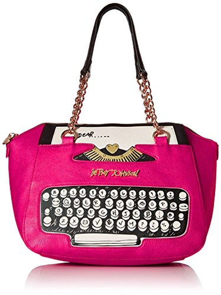 Betsey Johnson Bj50085 Top Handle Bag None