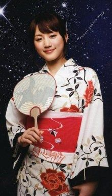 Ayase Haruka. She's such a good actress, and so funny!