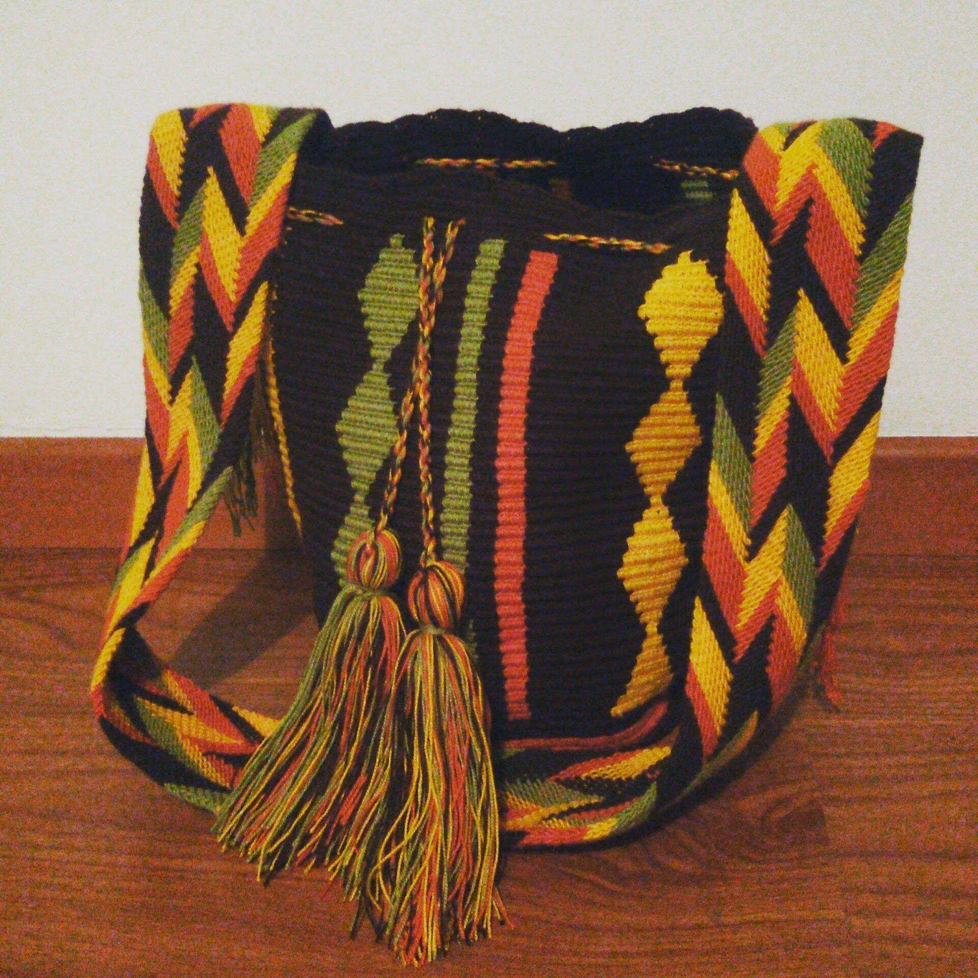 Sheryl - patterned mochila (detailed strap) - £59
