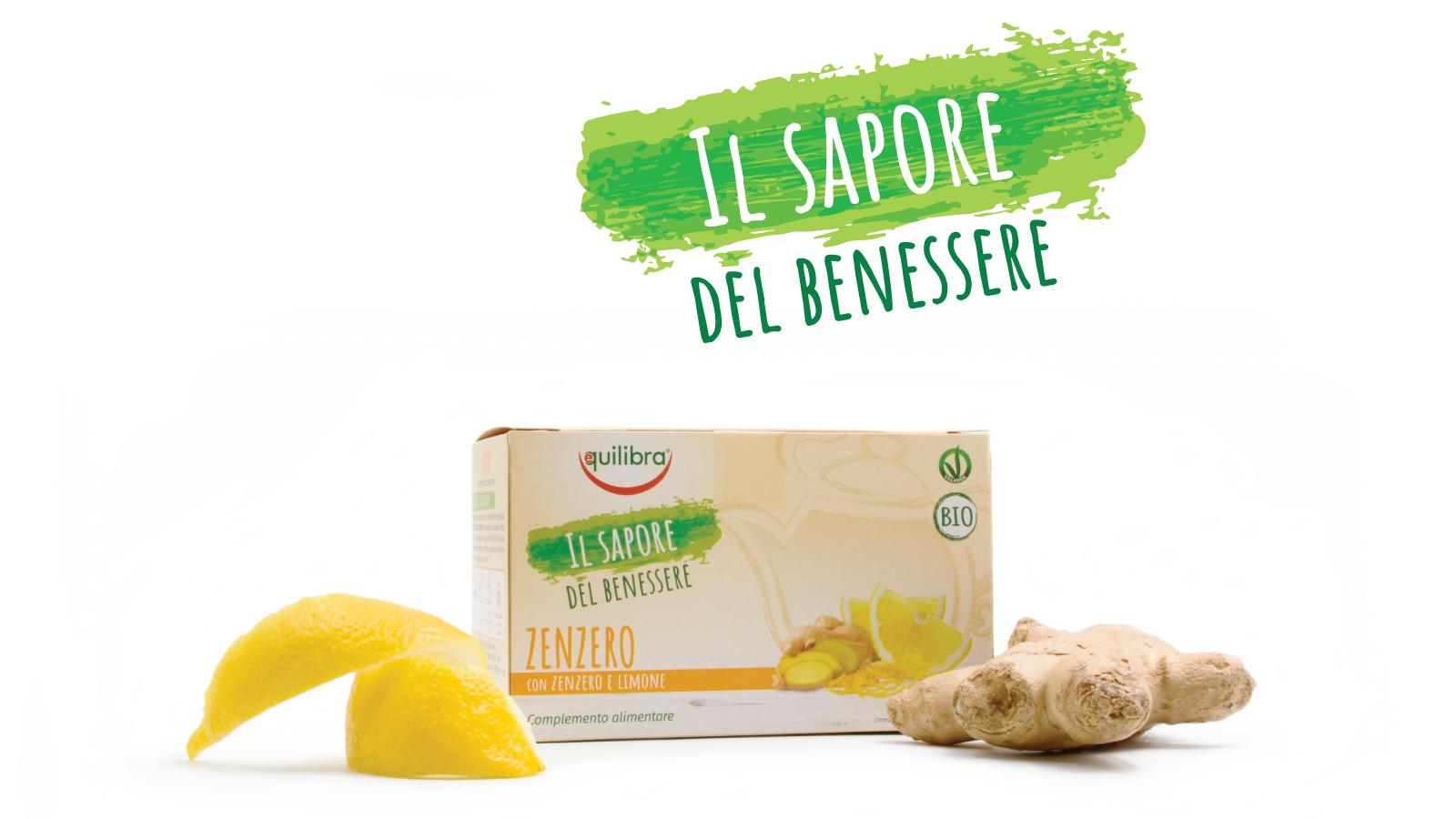 Packaging Design Equilibra Tisane Il Sapore del Benessere