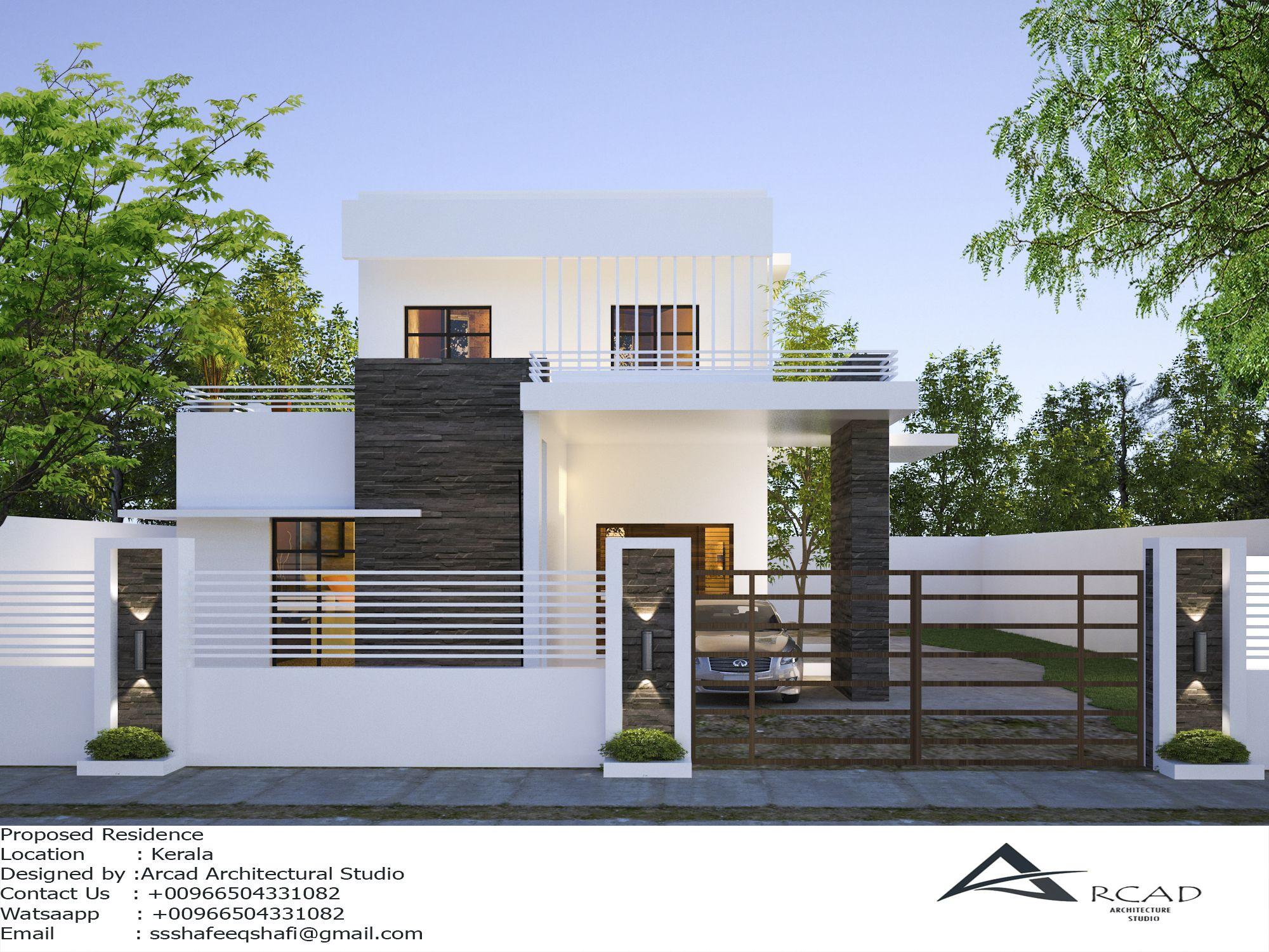 Kerala House Design Kerala House Design Morden House Modern House Exterior