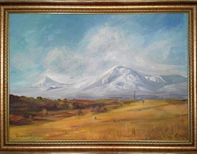 "Check out new work on my @Behance portfolio: ""Ararat"" http://on.be.net/1FvIlTn"