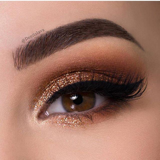 Eye make up for brown eyes