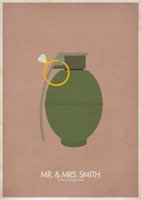 6eac8711e2 Awesome Minimalist Movie Posters. Part 2 (31 pics).
