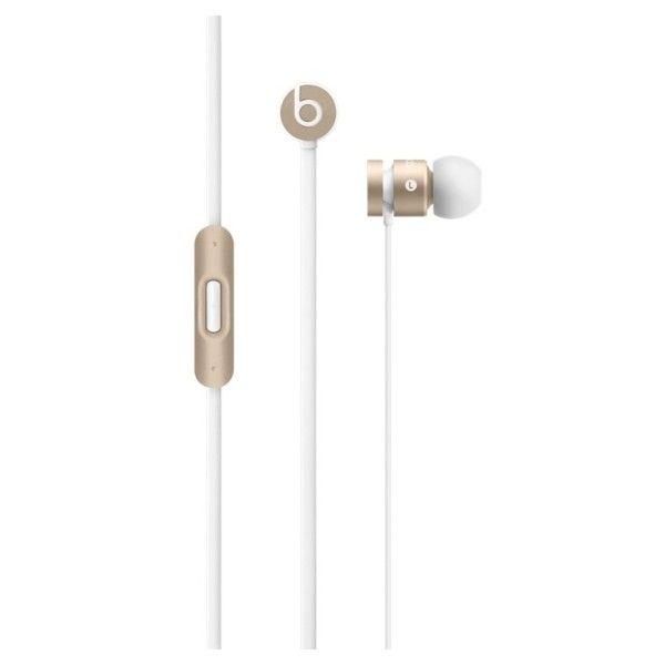 Beats Urbeats In Ear Headphones Urbeats Rose Gold Headphones Gold Headphones