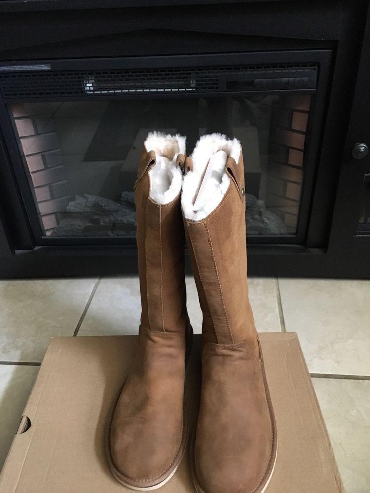 80e01896472 ugg boots size 10 womens new w sonoma 1012385w/che #fashion ...