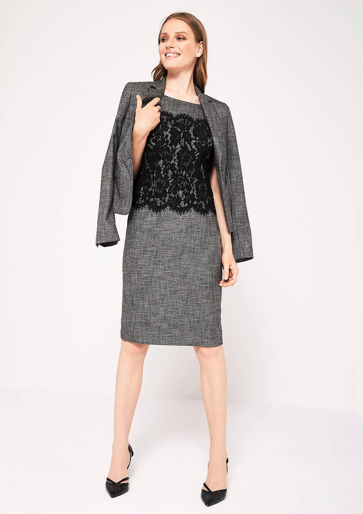 comma fashion | business chic #commafashion | Modestil ...