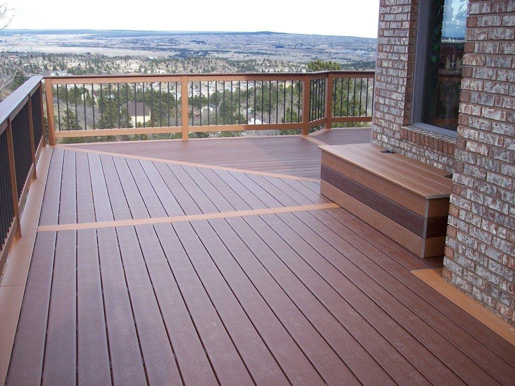 Stagger Deck Boards Pattern Deck Deck Boards Remodel