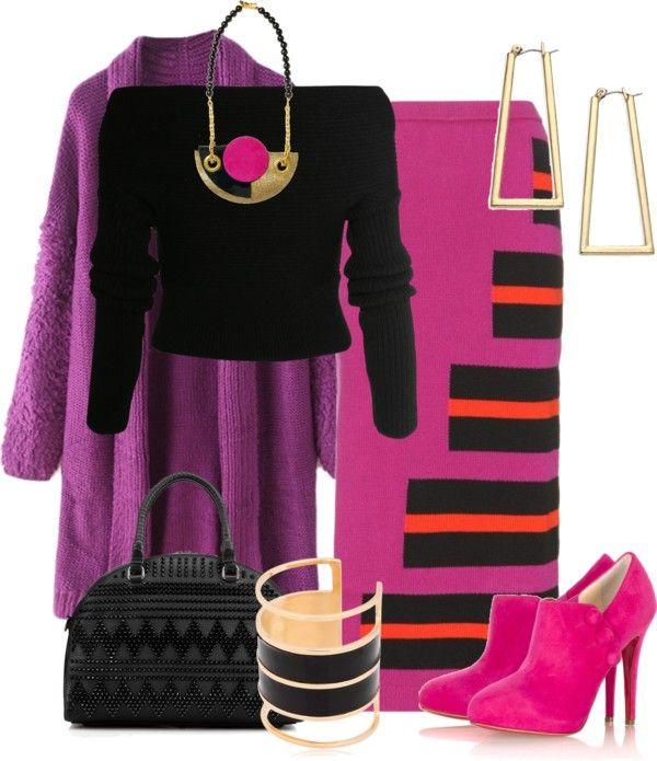 Outfits de Moda ...Me Tomo Cinco Minutos: Maxifaldas