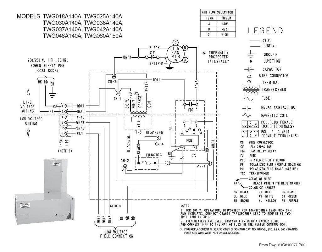 Trane Xl 1200 Wiring Diagram Nordyne Condenser In Xl1200