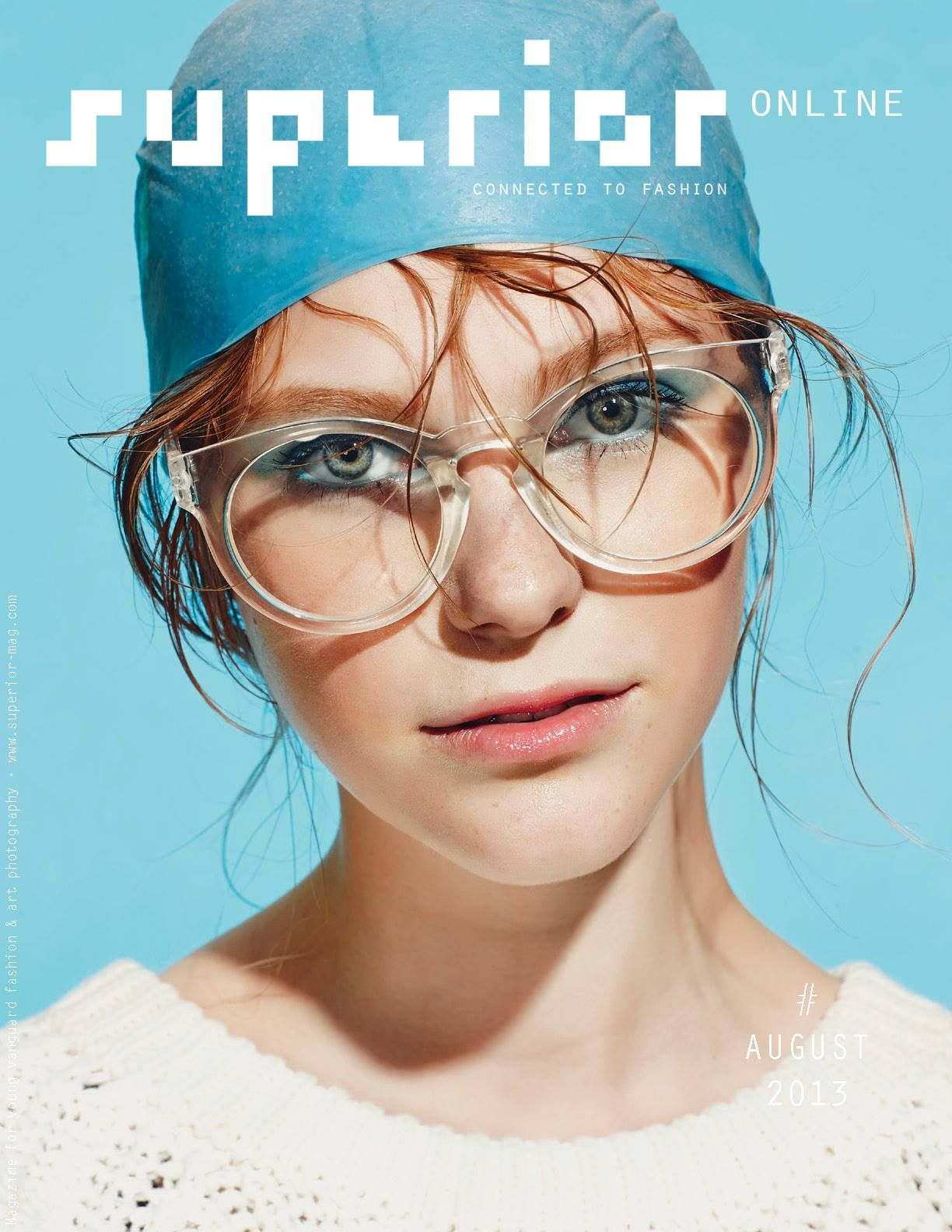 SUPERIOR ONLINE August 2013   August 2013 and Magazine covers