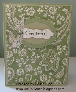 Smiles, Laura: SU Grateful Greetings