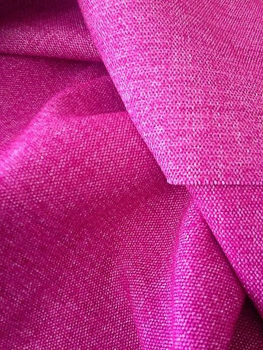Upholstery Pink Fabric, Width Fuchsia Material Sold By The Yard, Pink Home  Decor Fabric