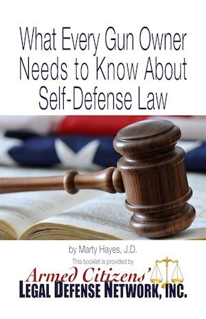 Armed Citizens Legal Defense Network Inc Law School Legal