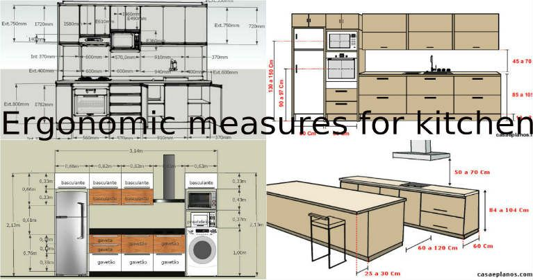 The Kitchen Remodeling Tips about Measurements and Placing the