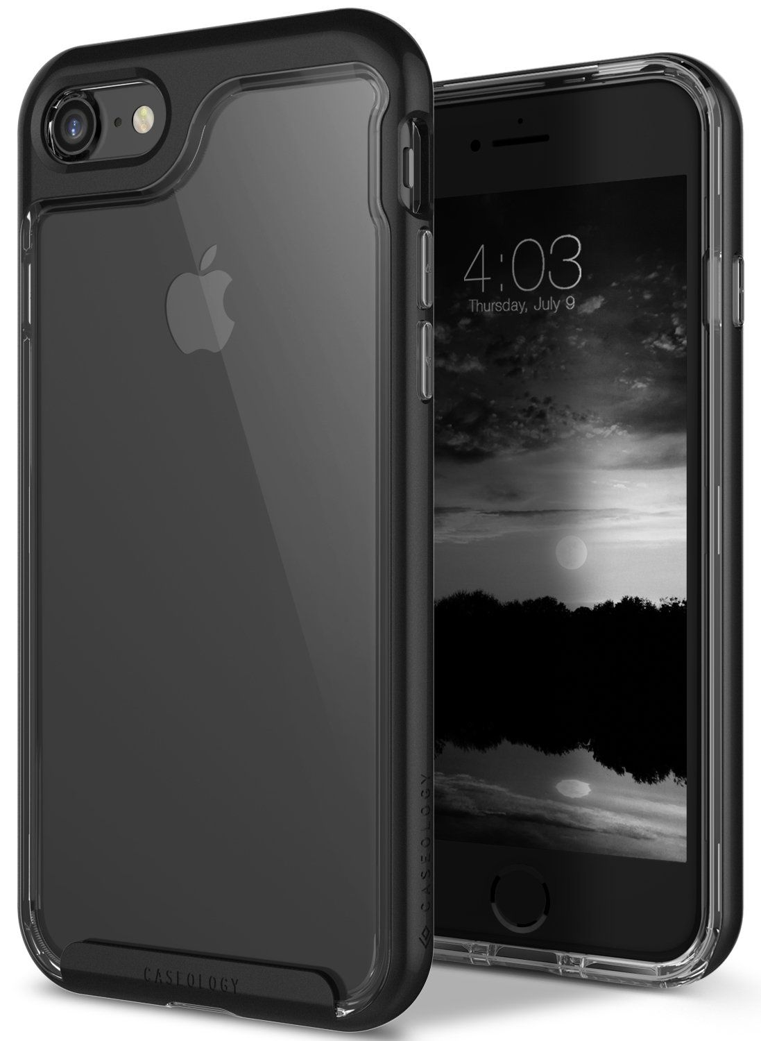 ee627aeb057 Caseology  Skyfall Series  Case for iPhone 8   iPhone 7 - Slim Design Clear