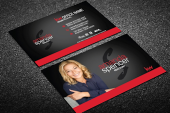 Keller Williams Business Card Templates Free Shipping Online Designs Busin Keller Williams Business Cards Free Business Card Templates Free Business Cards