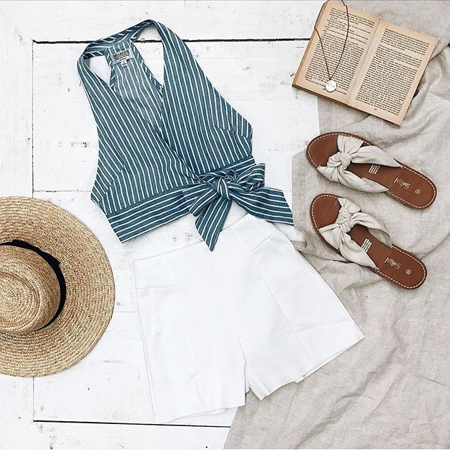 We Are Loving This Outfit There For You Top With Calabasas Shorts Shop New Via Link In The Bio Muraboutique Online Fashion Boutique Outfits Clothes