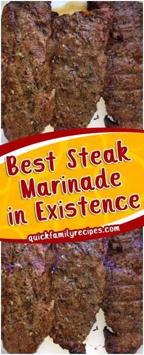It is packed full of flavor and doesn't use any crazy ingredients. I already had everything in the pantry to make it. We used this marinade on skirt steak and it was delicious. I plan on #grilledsteakmarinades