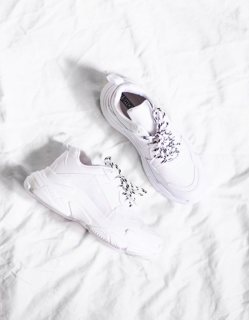 Perfect chunky sneakers - Katiquette