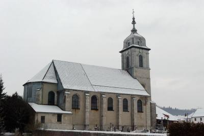 Eglise de Mouthe