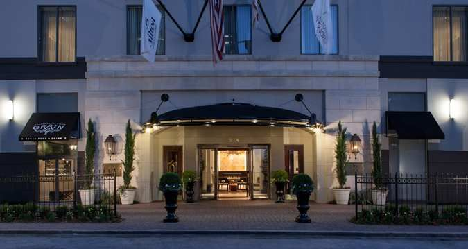 Dallas Luxury Hotels Hilton Park Cities Texas